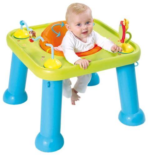 siege d activit table d 39 activité avec siège rotatif cotoon youpi baby