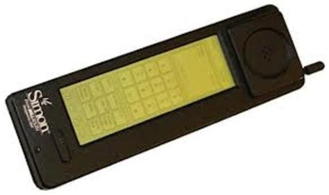 when was the smartphone invented phone timeline timetoast timelines