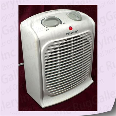 small space heater fan pelonis heater thermostat fan forced portable auto small