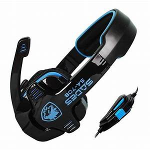 Stereo Gaming Headphone Headset Just Been Sold