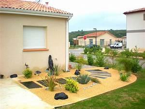 Dalle De Cheminement : galerie jardin nature paysagiste toulouse 31 ~ Melissatoandfro.com Idées de Décoration