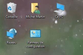 comment afficher la corbeille sur le bureau windows 10 mes icônes ont disparu médiaforma