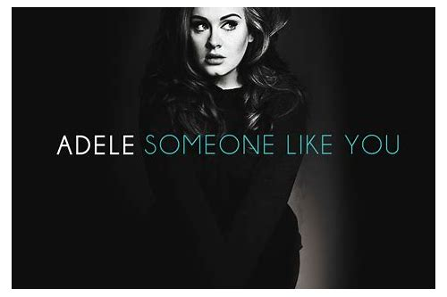 downloads adele someone like you