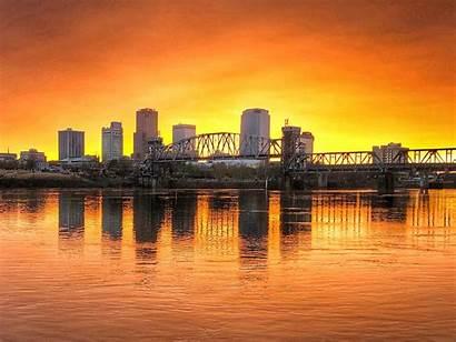 Arkansas Interesting Skyline