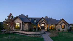 Luxury House Plans for Ranch Style Homes Small Luxury ...