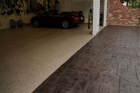 garage floor winter protection preparing your concrete driveways for the winter season