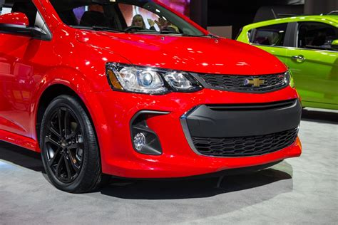 Rear Camera Now Standard On 2017 Chevy Sonic Gm Authority
