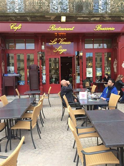 le vieux liege cafes 6 place des trois six b 233 ziers h 233 rault restaurant reviews