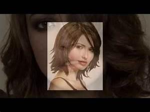 Coiffure Carré Mi Long : coiffure carr d grad mi long youtube ~ Melissatoandfro.com Idées de Décoration