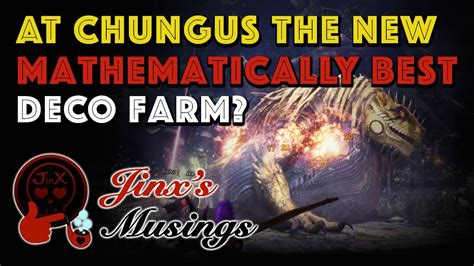 jm  greatest jagras decoration farming math mhw