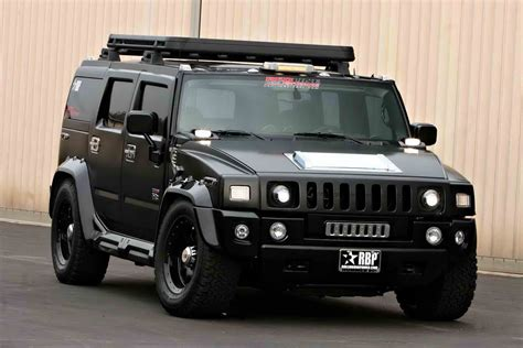 Hummer H2 Modification