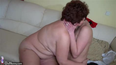 Old Nanny Young Lesbian