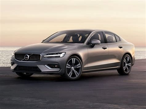 2019 volvo s60 new 2019 volvo s60 price photos reviews safety
