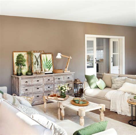 color pared salon modelos colores paredes decoracion