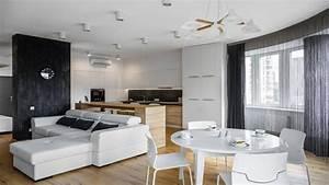 Молодежная квартира студия - «Concept21» — Pro Furniture Lab