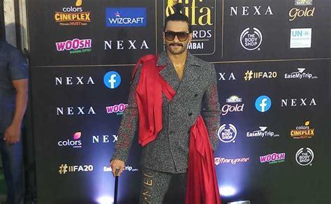 iifa awards  alia bhatt ranveer singh ayushmann