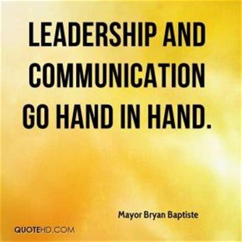 leadership communication quotes quotesgram