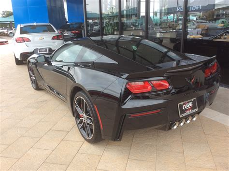 2016 Stingray 2lt With Z51 At Classic Chevrolet, Grapevine, Tx