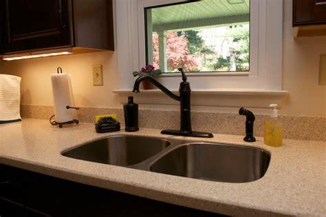 corian kitchen sinks reviews buser kitchen traditional kitchen philadelphia by 5810