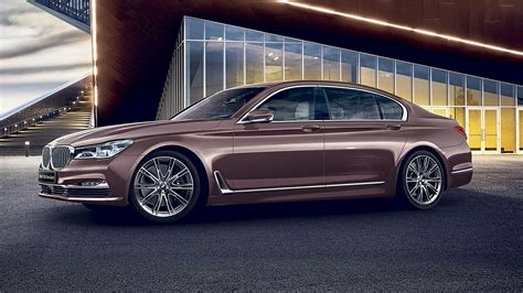 Bmw 7 Series by 2017 Bmw 7 Series Quartz Edition Review Top Speed