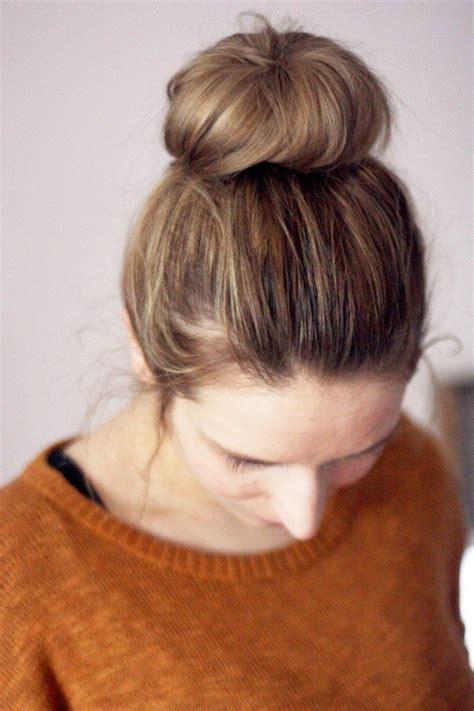 beautiful messy high bun hairstyles   pretty designs
