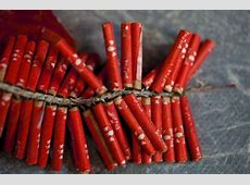Four held with firecrackers