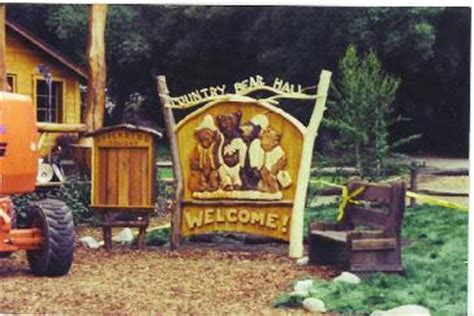 country bear hall pictures