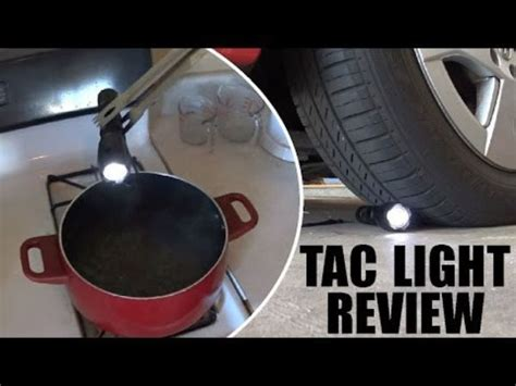 tac light review tac light review bell howell does it actually work