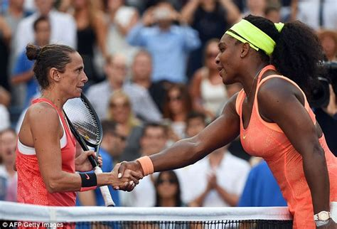 Serena Williams Crashes Out Of Us Open At Hands Of Roberta