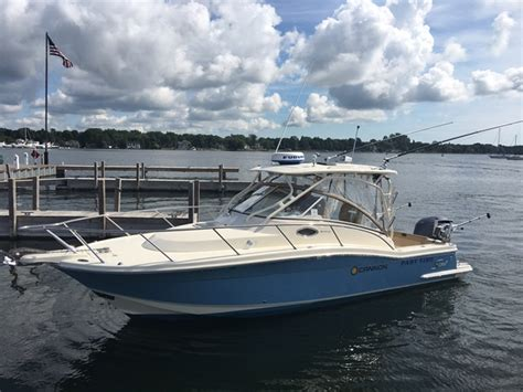 Scout Boats Wisconsin by Used Center Console Boats For Sale In Wisconsin United