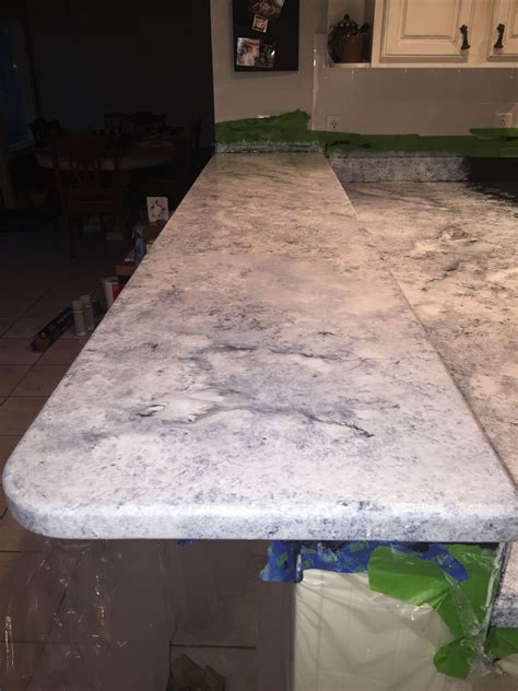 Kitchen Counter Paint Kits by Paint Your Countertops To Look Just Like Marble Giani