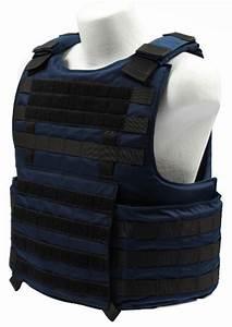 Balcs Swat Navy Blue Body Armor Carrier