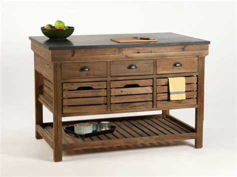 billot de cuisine pas cher ilot de cuisine cape cod meuble de cuisine delamaison