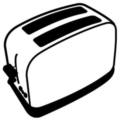 toaster clipart black and white toaster clipart black and white a black and white toaster