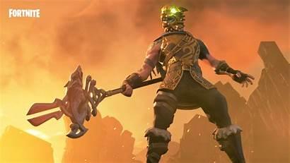 Fortnite Hound Battle Artstation Royale Chien Skin
