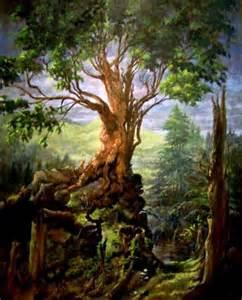 Tree Art Painting
