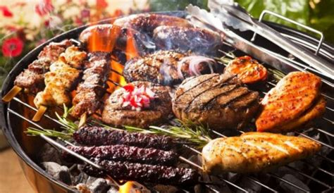 food on grill how to prepare a simple and great barbecue party how ornament my eden