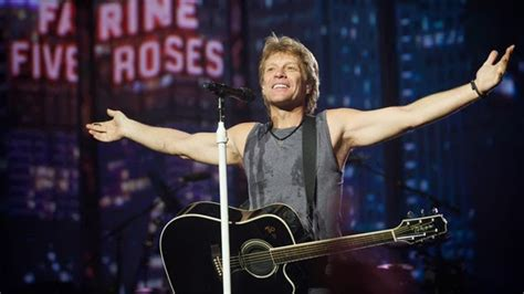 Bon Jovi Announces Fall North American Tour Dates Music