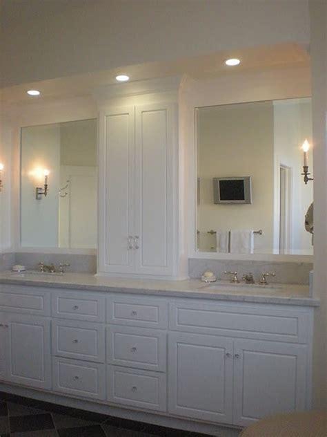 shower recessed shelves decorating den interiors susan sutherlin vanity towers