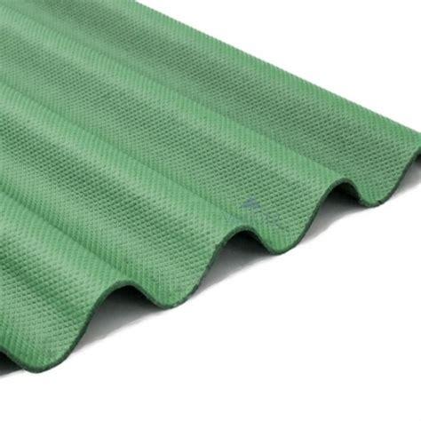 green corrugated bitumen roofing sheets   mm