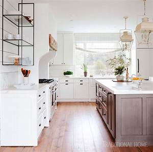 white farmhouse style kitchen 1177