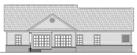 southern traditional country house plans home design