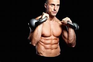 5 kettlebell exercises for beginners   Men's Fitness
