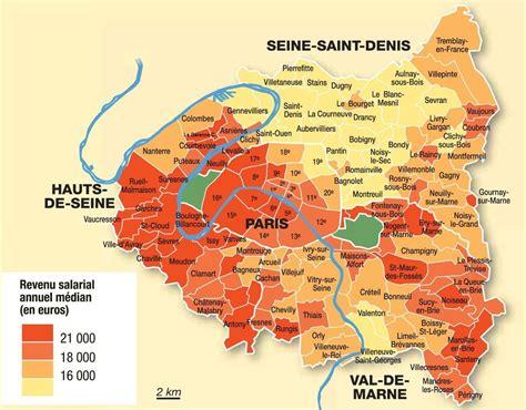 Carte Des Banlieue by Infos Sur Carte Banlieue Parisienne Arts Et Voyages