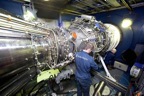 South Korean Navy Selects Rolls-royce Mt30 Turbine For New