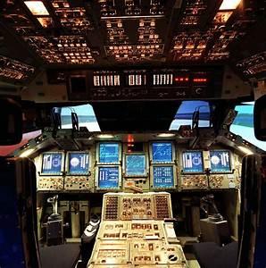 Flying NASA's simulator: my Space Shuttle journey - Golf ...
