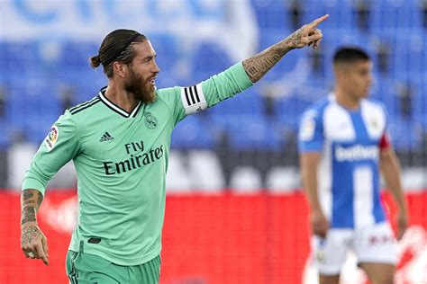 Real Madrid vs. Barcelona: Sergio Ramos holds the key to a ...