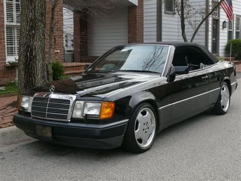 Sell Used 1993 Mercedes-benz 300ce Base Convertible 2-door