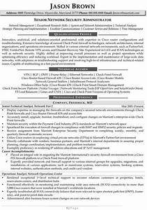 8 best best it director resume templates samples images With network security professional resume