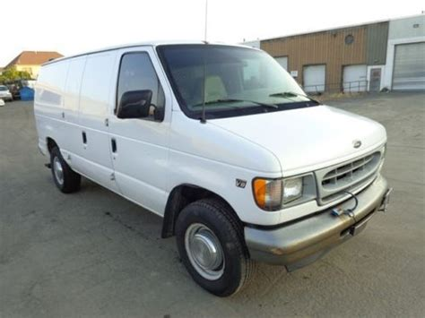 Find Used Ford Cargo Van Powerstroke Turbo
